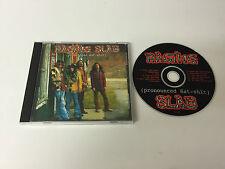 Raging Slab – Pronounced Eat Shit 2002 Tee Pee 657674104321 TP-043 CD MINT/MIN