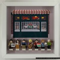 Display Case Frame for Lego Ideas Friends Central Perk 21319 no figures