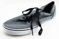 VANS Gray Fabric Casual Shoes Boys Shoes Size 5