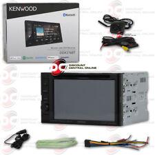 KENWOOD 2DIN DDX376BT 6.2