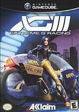 XGIII: Extreme G Racing (Nintendo GameCube, 2001)