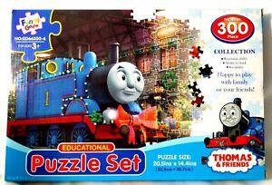 Thomas & Friends  300 Piece - 52.5 x 36.7cm Education Puzzle Set Jigsaw Ages 3+
