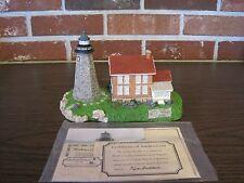 1996 Harbour Lights Lighthouse #165 Charlotte-Genesee, New York