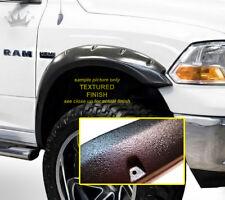 2009-2018 DODGE RAM 1500 RIVET POCKET STYLE Bolt-On KING FENDER FLARES TEXTURED