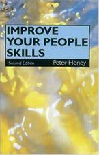 Improve Your People Skills-Peter Honey, 9780852929032