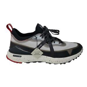 Cole Haan Men's Zerogrand Overtake Runner Running Shoes Size 8.5 Black White