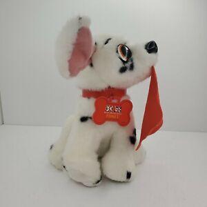 Vintage 1996 Mattel Walt Disney 101 Dalmatians Fidget Plush Puppy Dog Shaking