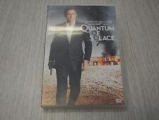 007 QUANTUM OF SOLACE DVD FILM 2009