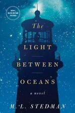 The Light Between Oceans: A Novel - Acceptable - M. L. Stedman - Hardcover