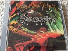 "Vengeance Rising ""Released Upon The Earth"" CD 1992 Broken Songs, RARE"