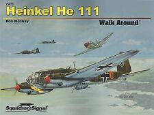 Heinkel He 111 Walk Around Squadron / Signal 25070