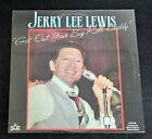 SEALED OLD STOCK Jerry Lee Lewis SCR 386 Get Out Your Big Roll Daddy