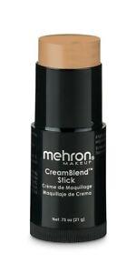 CreamBlend Stick Mehron theatrical makeup face paint beauty fashion cosmetic TV