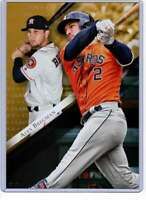 Alex Bregman 2019 Topps Gold Label Class One 5x7 Gold #29 /10 Astros
