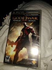 God of War: Ghost of Sparta (Sony PSP, 2010) Brand New Factory Sealed RARE HTF