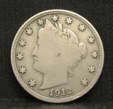 1912 S Liberty Nickel FINE