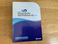 Microsoft Visual Studio Test Professional 2010 MSDN Subscription 6LD-00002 NEW!