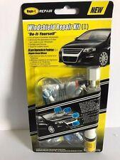 Auto Glass MAGIC-Q DIY Windshield Chip Repair Kit - Easy Use!