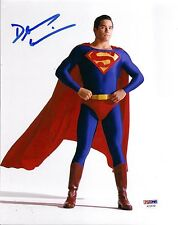 "DEAN CAIN SIGNED 8x10 PHOTO ""ADVENTURES OF LOIS & CLARK""  SUPERMAN PSA DNA"