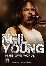 NEIL YOUNG - IN HIS OWN WORDS NEW DVD