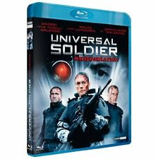 "Blu-ray ""Universal Soldier - Regeneration"" - JC Van Damme  NEUF SOUS BLISTER"