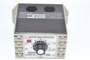 Omron K2CU-F20A-EGS DETECT HEATER ELEMENT 200V CHASFault Detector