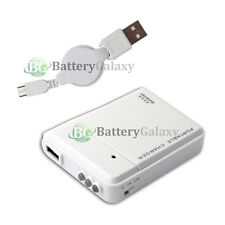 NEW Portable Emergency Charger+USB Micro Cable for Android Cell Phone 100+SOLD