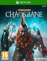 Warhammer Chaosbane Xbox One Bigben Interactive