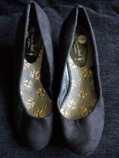 New Look Women's Faux Suede Wedge Heels