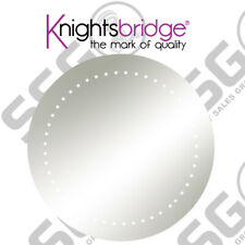 Knightsbridge IP44 Round Mirror