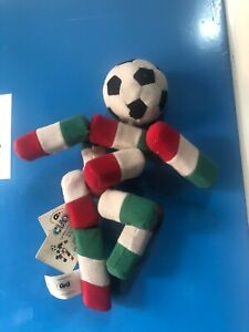 Merchandising UFFICIALE FIFA MONDIALI CALCIO ITALIA 90 MASCOTTE CIAO APPENDIBILE