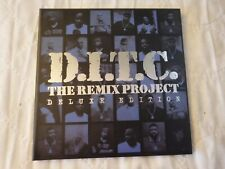 D.I.T.C. THE REMIX PROJECT DELUXE EDITION...2 DISCS...RARE