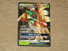POKEMON DECIDUEYE GX SUN & MOON 12/149 HOLO FOIL NM