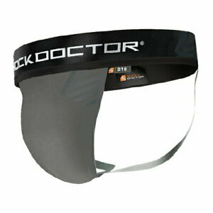 SHOCK DOCTOR Core Supporter CP Size S Foul Cup Supporter free shipping from JPN
