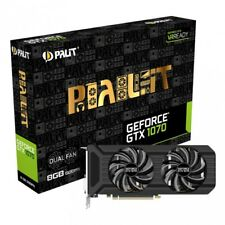 Palit GeForce GTX 1070 dual fan 8GB GDDR5