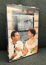 The Apartment Jack Lemmon Shirley MacLaine Ray Walston Like New Dvd Usa