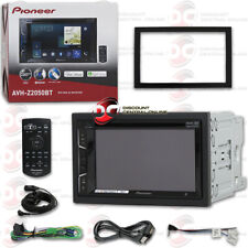 PIONEER CAR 2DIN 6.2 TOUCHSCREEN DVD BLUETOOTH STEREO APPLE CARPLAY AND APPRADIO