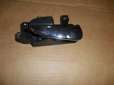 JAGUAR S TYPE 20-2001 OEM FRONT LEFT LH DRIVER INTERIOR DOOR PULL GRAB HANDLE