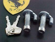 Ferrari 365 Door Lock Set_ Neiman_Matched Coded Keys_GTC4_400_412_NEW_GENUINE