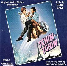 TCHIN TCHIN / Pino Donaggio / RARE OST CD NEW