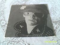 LOU REED. LIVE. RCA. APL1-0959.. 1975. FIRST PRESSING.