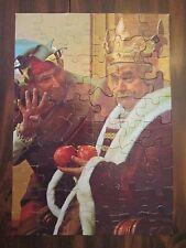 Captain Kangaroo 60 Big Piece Jigsaw Puzzle 1971 Fairchild