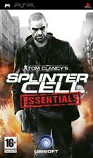 Tom Clancy's Splinter Cell Essentials (PSP) - Jeu hqvg le Bon Marché Rapide Gratuit