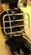 Chrome FA Italia Folding Front Carrier Vespa PX LML T5 PK Rally Super GS Star
