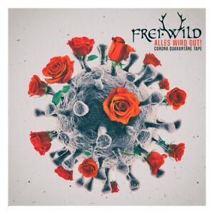Frei.Wild - Corona Quarantäne Tape (Limited Edition)(2020) CD | NEU&OVP