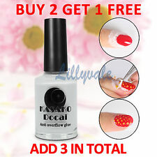 Nail Art Peel Off Base Coat Liquid Tape Cream Polish Separating Palisade 15ML