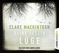 DEINE LETZTE LÜGE - MACKINTOSH,CLARE  6 CD NEW