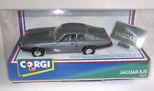Corgi Jaguar XJ-S Coupe 1970's Metallic Grey Boxed No.94075 with Jaguar logo