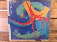 ROBERT PLANT Shaken N Stirred LP Record Album Vinyl