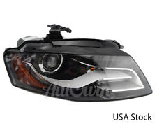 AUDI A4 B8 2007-2011 XENON HEADLIGHT RIGHT SIDE ORIGINAL NEW USA 8K0941030AS